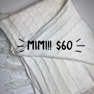 NWT Mimi Shawl.